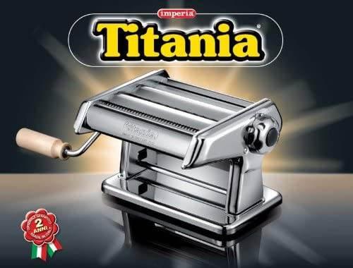 Macchina Per La Pasta Meccanica Imperia Titania 2
