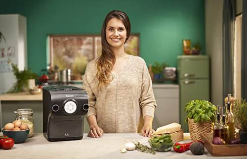 Philips Pasta Maker Avance Hr2382/15 colore Nero