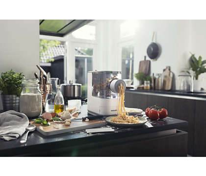 Philips Viva Hr2332/12 - Pasta Maker dalle dimensioni compatte