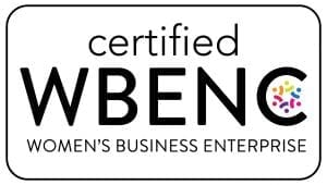 WBENC recognition logo