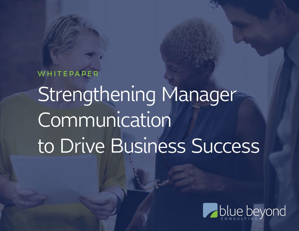 strengthening manager communication