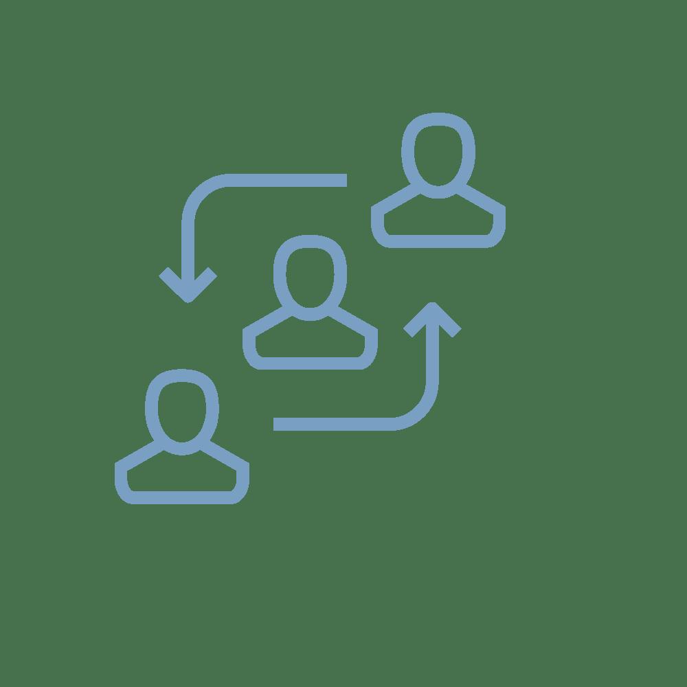 offsite design and facilitation icon