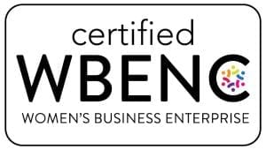 wbenc womens business enterprise certified logo
