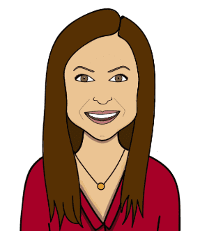Lili Polastri illustrated headshot blue beyond consulting author