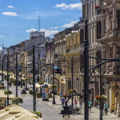 ulica Piotrkowska (fot. UML)