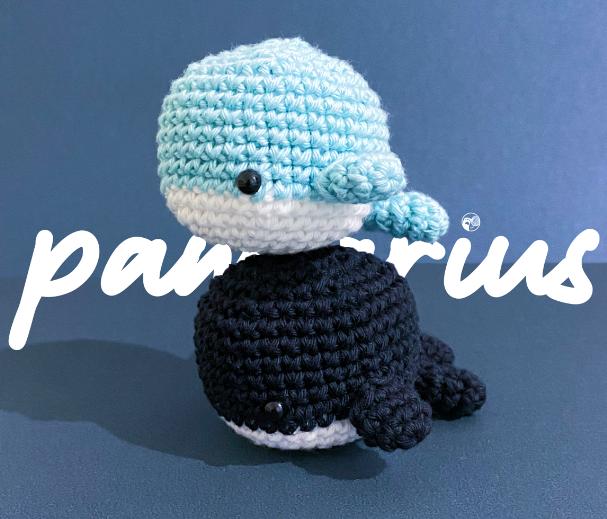 Mini Whale & Orca