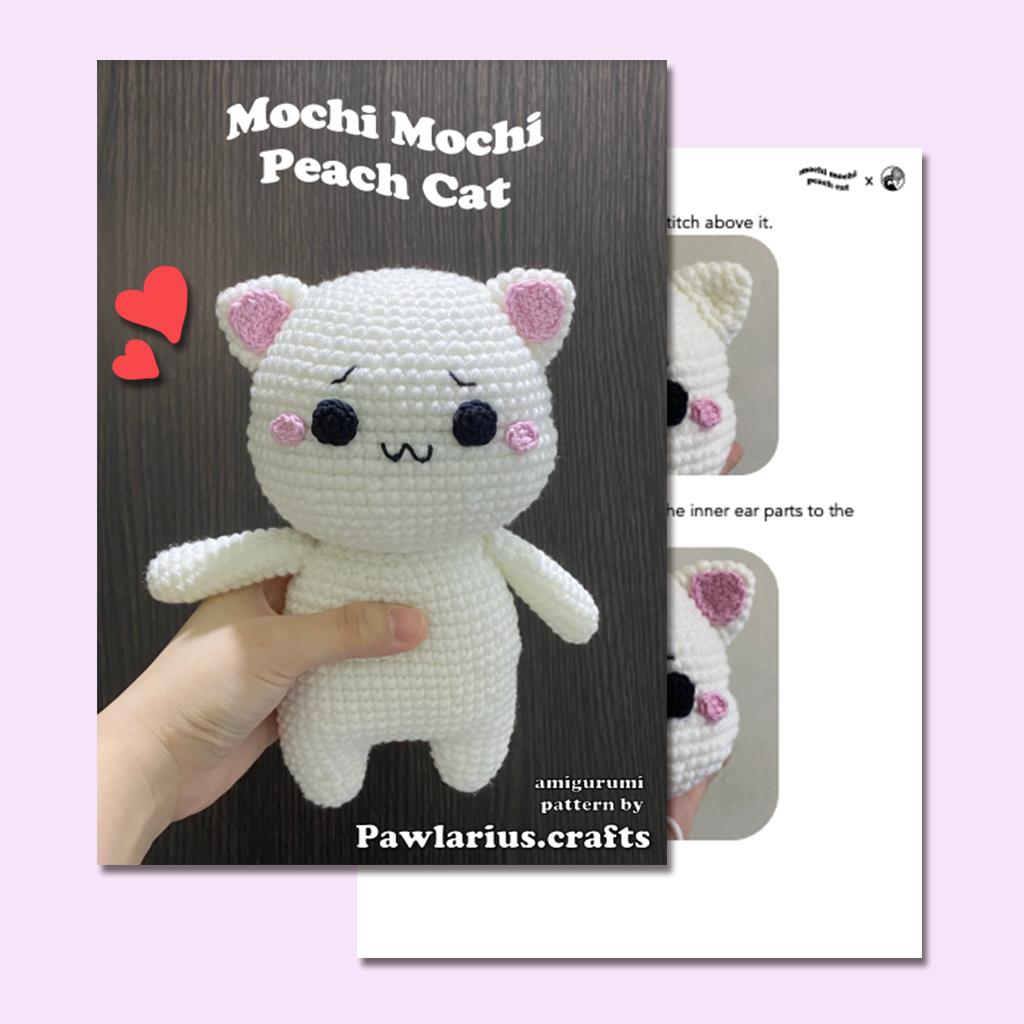 Mochi Peach Cat