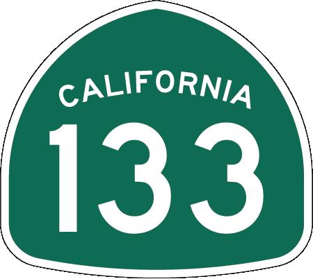 California State Route 133
