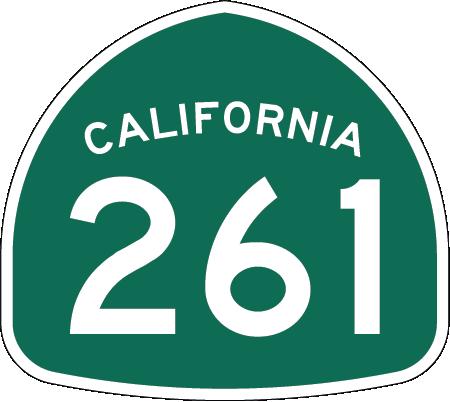 California State Route 261
