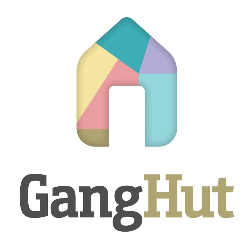 GangHut logo