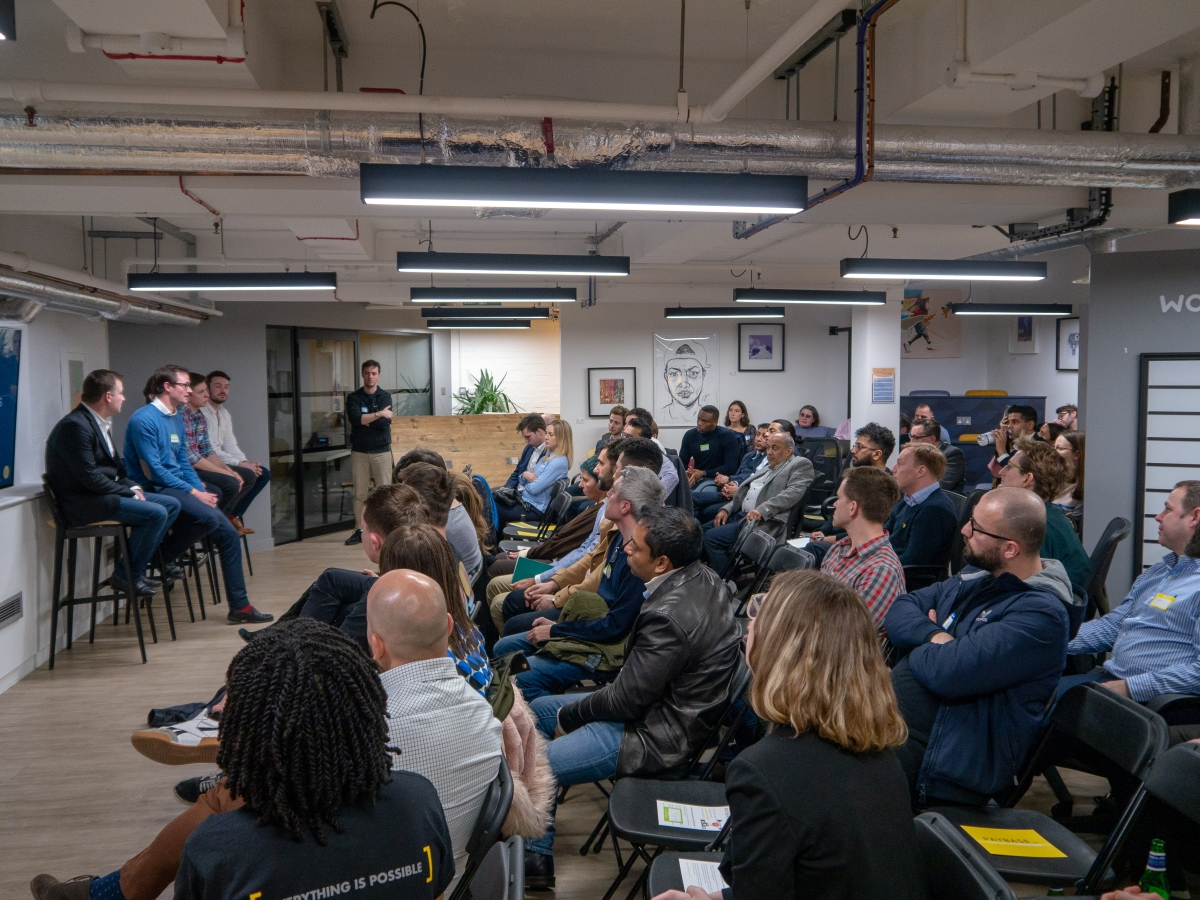 Paybase Collaborative Workshop 3: In Photos