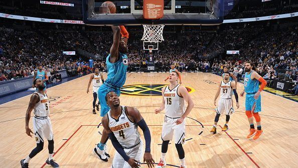 Thunder trading Jerami Grant to Nuggets for first-rounder