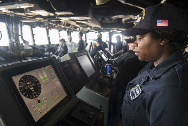 Navy ditches touchscreens for knobs and dials after fatal crash
