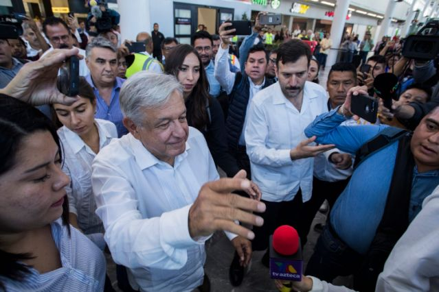 Mexican president to 'celebrate' in Tijuana after Trump pulls tariff threat
