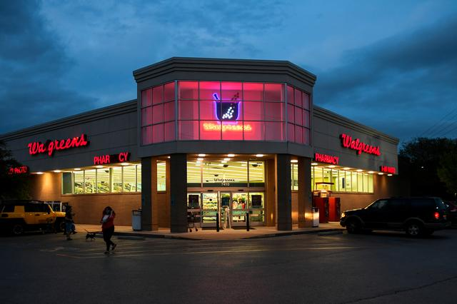 Walgreens to close about 200 stores in United States