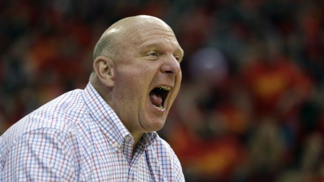 Clippers owner Steve Ballmer: Were moving to Inglewood come hell or high water