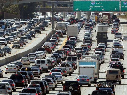 The study, which examined the 30 largest metropolitan areas by population, concluded these 10 cities have the most aggressive drivers:  1. Los Angeles  2. Philadelphia  3. Sacramento, Calif.  4. Atlanta  5. San Francisco  6. San Diego  7. Orlando, Fla.  8. Detroit  9. Austin, Texas  10. Las Vegas