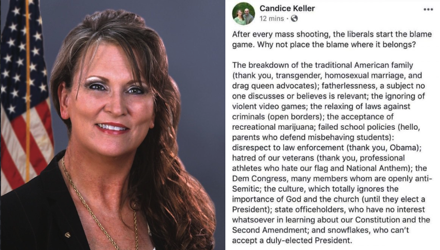 Ohio GOP Lawmaker Blames Mass Shootings On Trans People, Gay Marriage And More