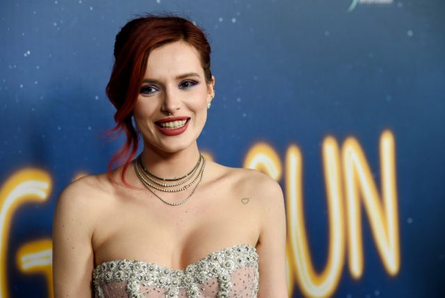 Bella Thorne reveals she's pansexual