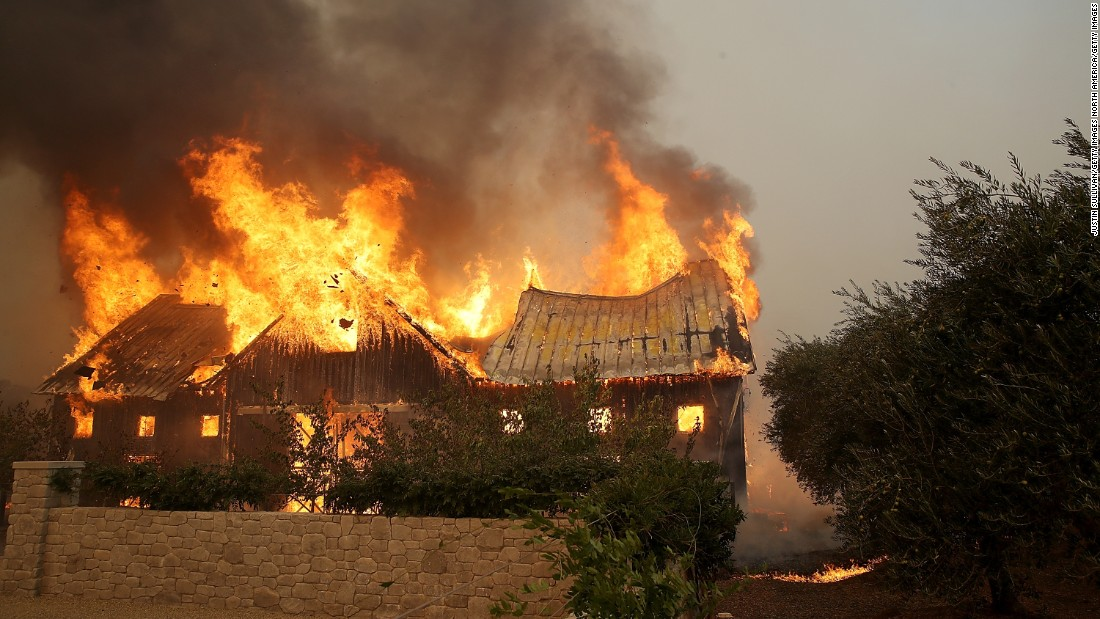 California Massive Wildfires Are Nearly 10 Times the Size of San Francisco