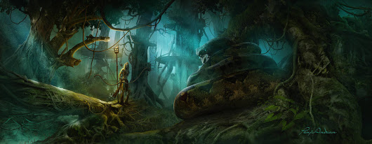 Geekscape of the Day: Forest Guardians