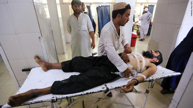 Afghanistan: Child suicide bomber kills five, injures 40 in wedding attack