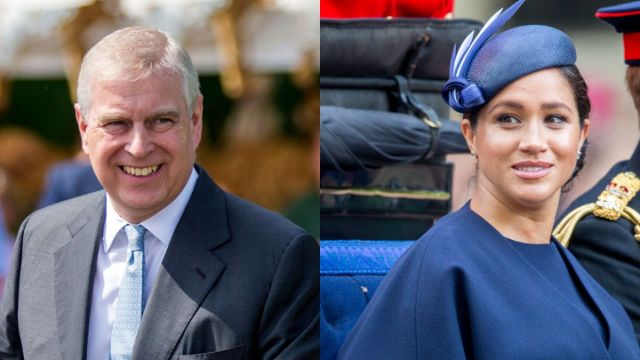 Twitter Outcry as Prince Andrew Faces Sexual Misconduct Allegations & Media Still Only Criticizes Meghan Markle