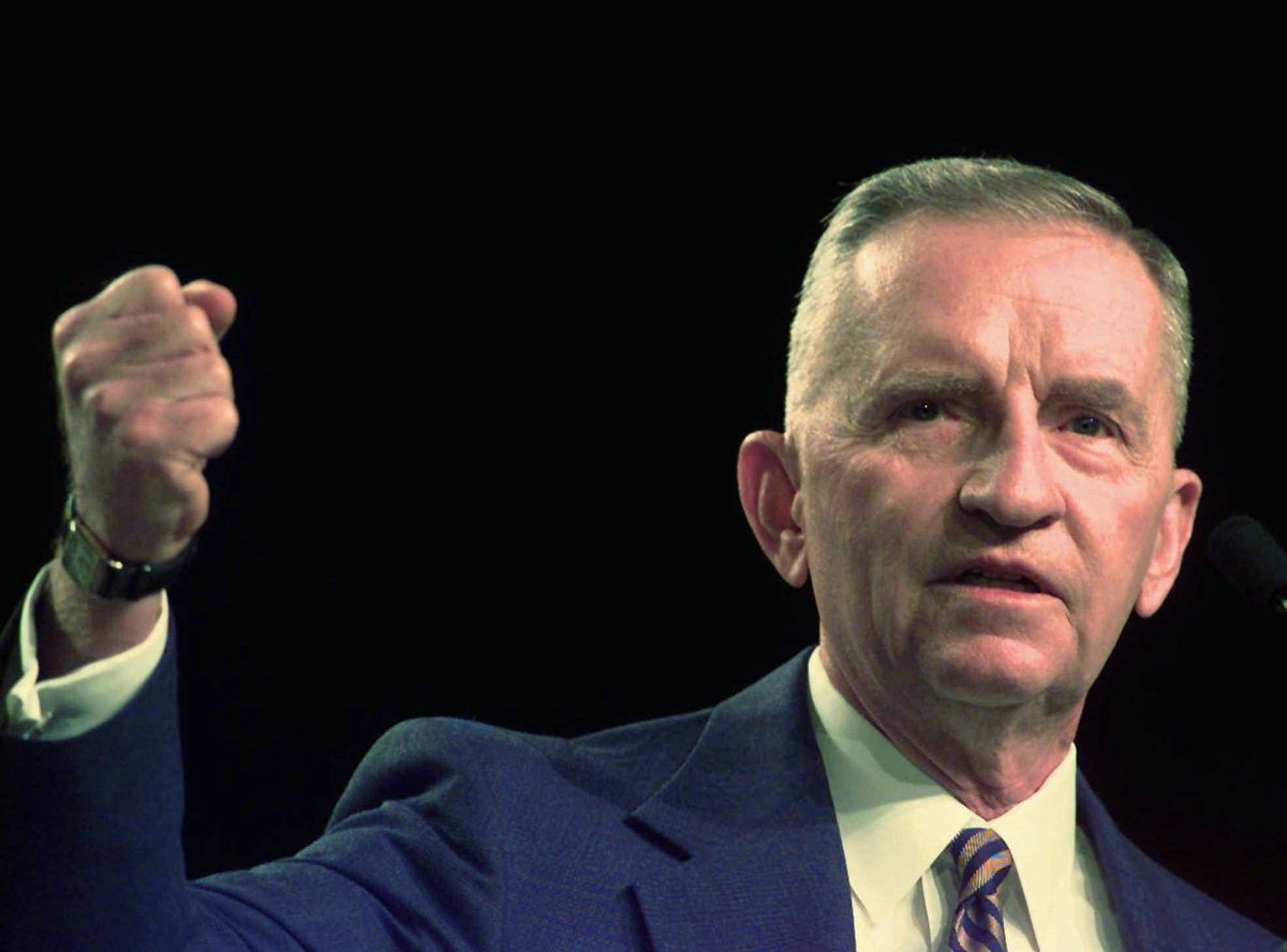 Ross Perot dead: Texas billionaire and former presidential candidate succumbs to leukemia at 89
