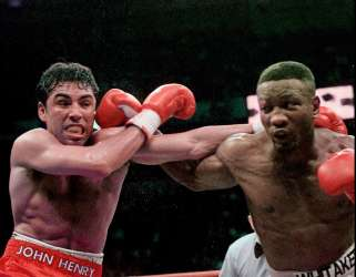 Boxing champ Pernell Whitaker dies after being struck by car in Virginia