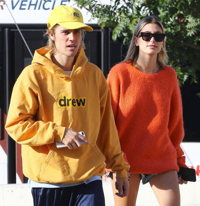 Justin Bieber 'Feels Like He Wouldn't Have Made It Through This Year Without' Hailey Baldwin