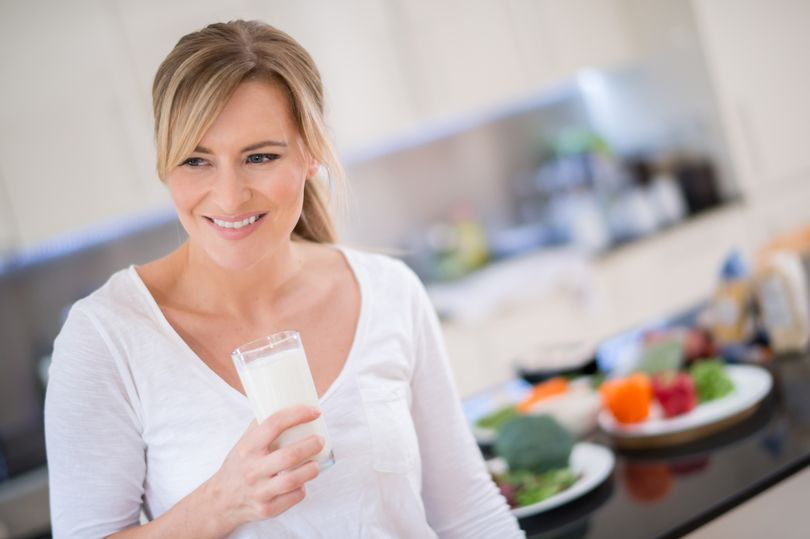 Diabetes can be kept at bay with a glass of MILK every day at breakfast time