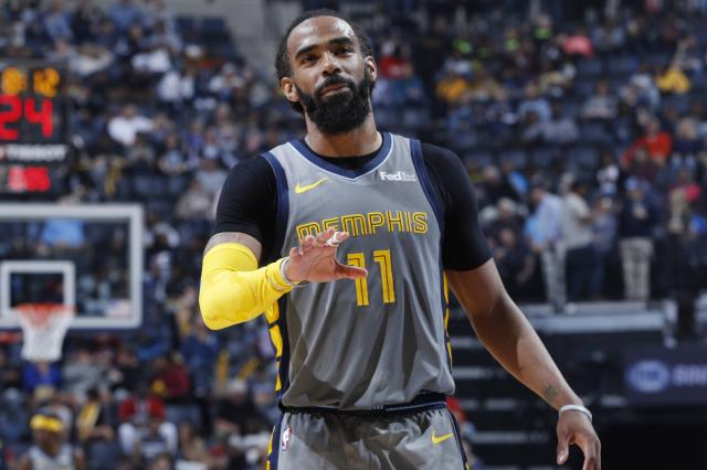 Grizzlies trade Mike Conley Jr. to Jazz for package of forwards, draft picks
