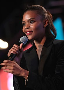 BOYCOTT CONSERVATIVE Candace Owens NEW ZEALAND SHOOTER LISTED HER AS NUMBER ONE PERSON WHO INFULENCED HIM. SHOULD SHE BE HELD ACCOUNTABLE FOR SPREADING HATE
