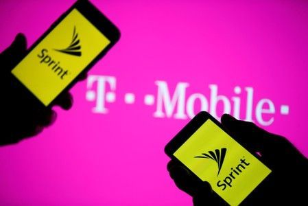 Ten U.S. states sue to stop Sprint-T-Mobile deal, saying consumers will be hurt