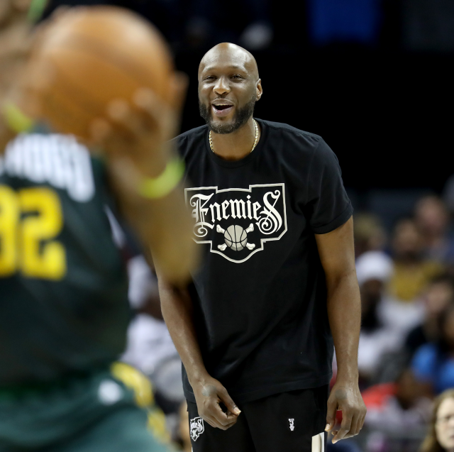 Lamar Odom Is 'Disappointed' After Getting Booted from Big 3 League