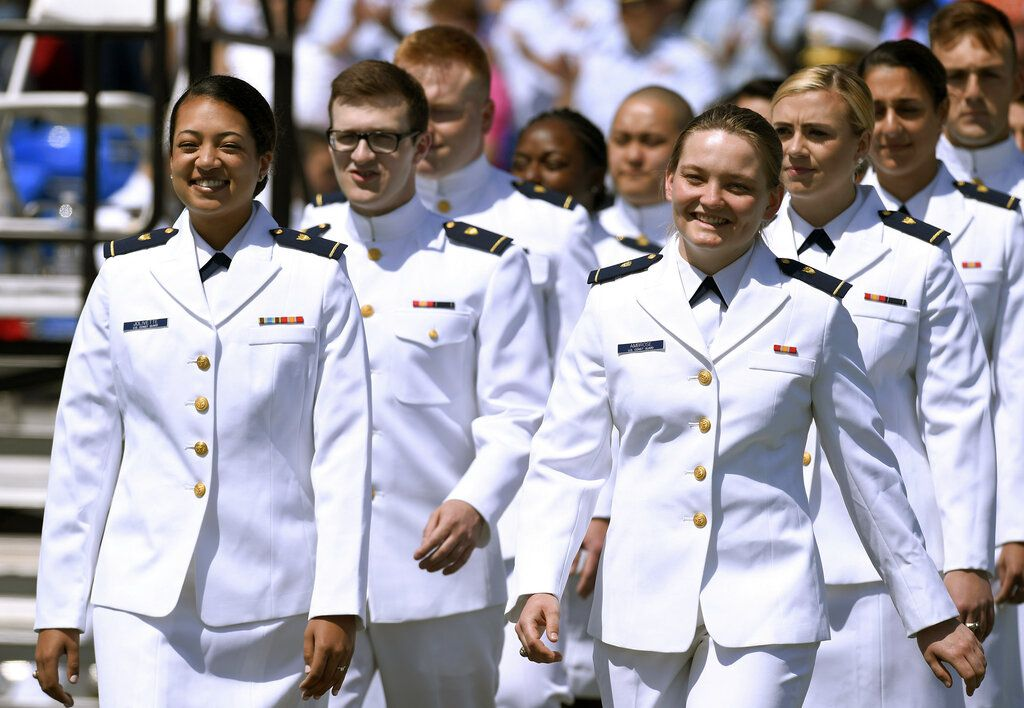 More cadets report unwanted sexual contact at Coast Guard Academy: survey The percentage of cadets experiencing unwanted sexual contact is the highest since the survey began a decade ago, but part of the uptick could be attributed to more cadets willing to report.