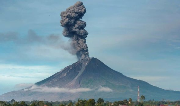 Indonesia volcano eruption: Will Mount Sinabung erupt AGAIN? Are Bali flights affected?