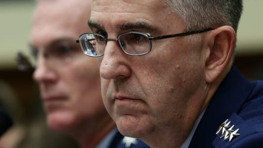 Gen. John Hyten Accusers Comes Out Publicly With Sexual Assault Allegations