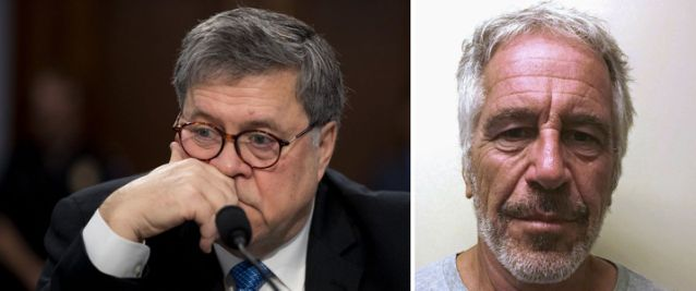 Attorney General Barr announces investigation into Epstein's death by suicide amid reports the convicted sex offender wasn't on suicide watch when he died