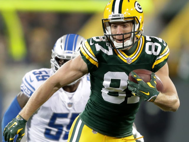 Former wide receiver Jordy Nelson officially retires as a Packer