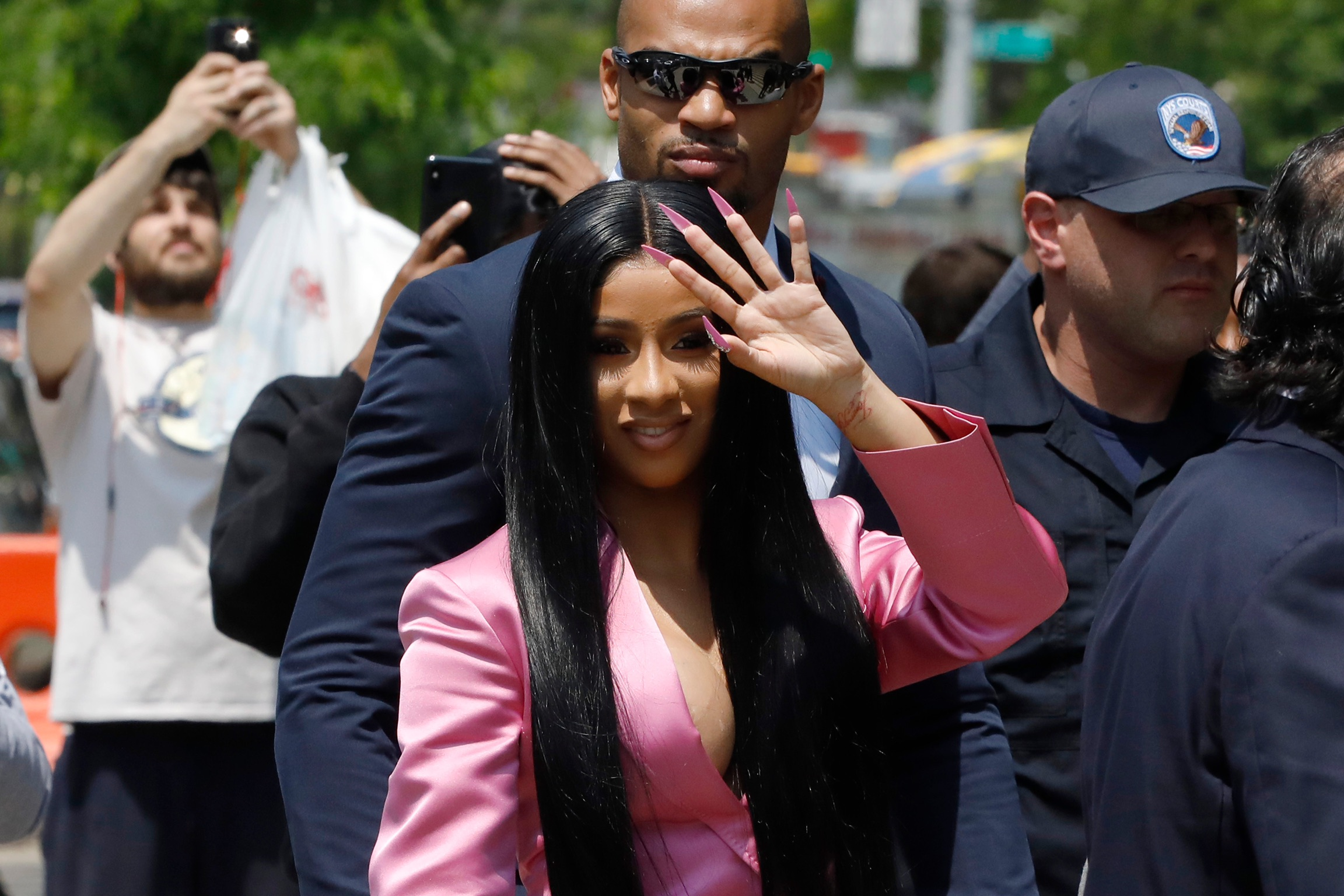 Cardi B indicted by grand jury in NY in connection with strip club brawl