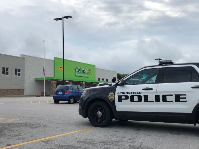 Police: Man with rifle, bulletproof vest arrested at Springfield, Missouri, Walmart store
