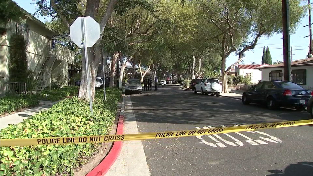Man killed in officer-involved shooting on suspicion of attacking sister with a butcher knife in Culver City
