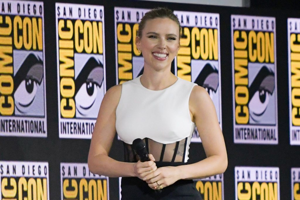 Scarlett Johansson tops Forbes' list of highest-paid actresses for second consecutive year
