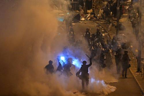 HONG KONG PROTESTS: WHAT HAPPENS NOW AFTER 50 INJURED IN PROTESTS AT GOVERNMENT HEADQUARTERS?