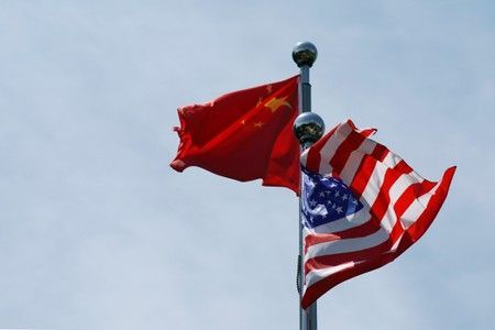 China halts purchase of U.S. farm products