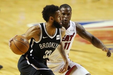 Nets complete deal sending Crabbe to Hawks for Prince