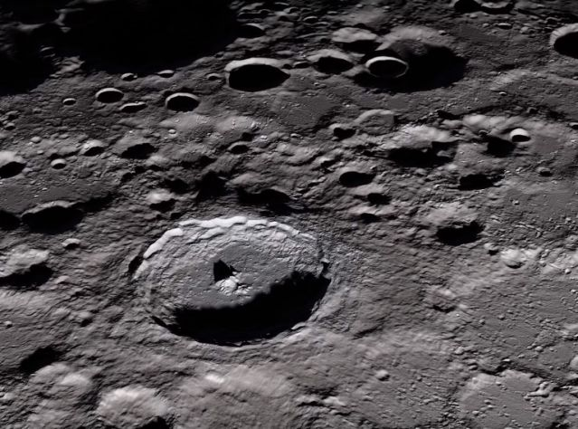 The Moons largest crater is hiding something, and astronomers do not know what