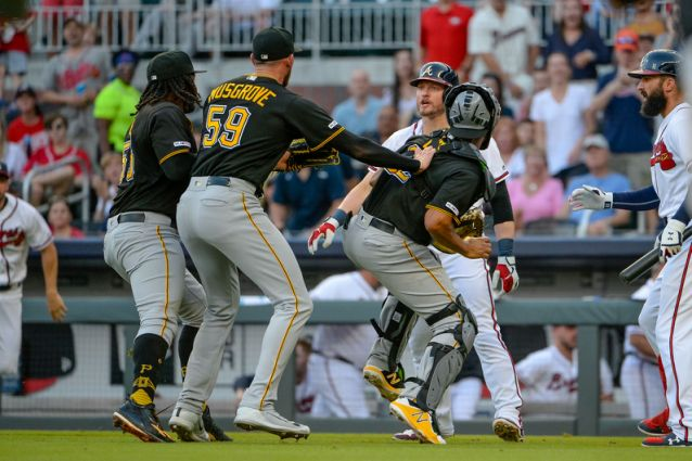 Josh Donaldson suspended by MLB after igniting benches-clearing incident vs. Pirates