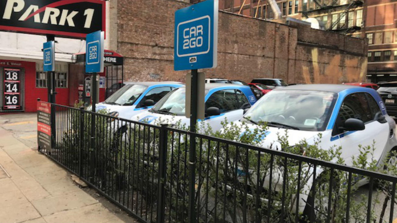 21 Charged in car2go Rental Thefts in Chicago steal 100 cars